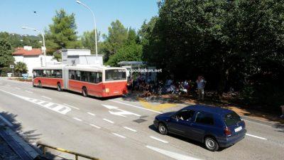 U OKU KAMERE Pokvareni autobusi Autotroleja na gradskim ulicama i dalje su čest prizor – Na Tošini 'riknula' i 'trizduja'