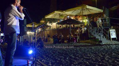 Riccardo Staraj & Midnight blues band u Cocco baru @ Mošćenička Draga