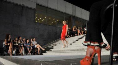 Riječke stepenice pretvorile kamene stube kod Bonavie u atraktivnu modnu pistu
