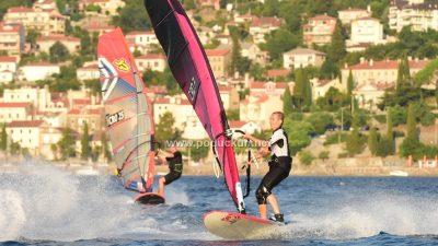 Prvenstvo Hrvatske u windsurfingu počinje ovog četvrtka @ Volosko