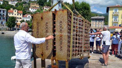 VINO I VRUJA: U ikarsku vruju ove će subote po šesti puta biti potopljene butelje vrhunskih vina