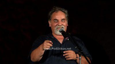 FOTO Željko Pervan nasmijao Ljetnu pozornicu sa svojim stand up nastupom 'Na planetu žena'