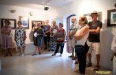 Otvorenje izložbe 'Ljeto u Brseču'