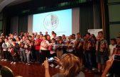 AUDIO/FOTO Ema Sušanj osvojila je zlatnu medalju na 24. Accordion-diatonic Accordion World Championshipu @ Portorož