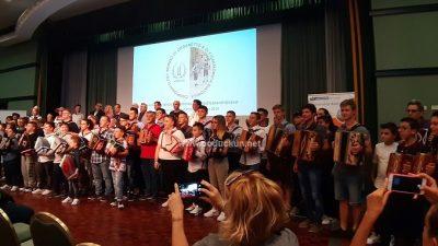 Ema Sušanj osvojila je zlatnu medalju na 24. Accordion-diatonic Accordion World Championshipu @ Portorož