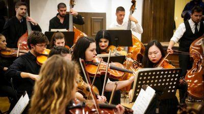 'Večer posvećena klasičnoj glazbi' – 45 glazbenika iz devet europskih zemalja ovog četvrtka predstavit će se opatijskoj publici