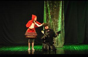 Kazališna predstava za djecu Crvenkapica ove nedjelje u Gervaisu