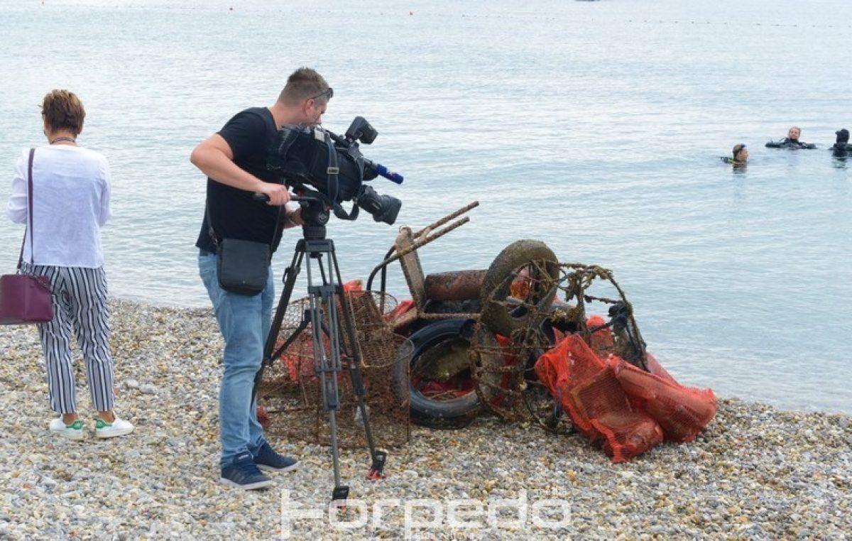 Eko Prasac VII – Održano sedmo izdanje eko akcije čišćenja podmorja @ Kantrida