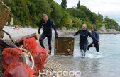 VIDEO/FOTO Eko Prasac VII – Održano sedmo izdanje eko akcije čišćenja podmorja @ Kantrida