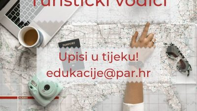 Postanite turistički vodič zahvaljujući edukaciji u PAR-u