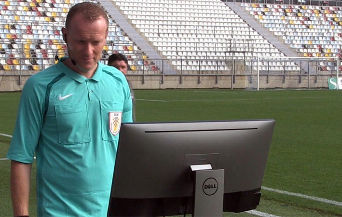 VIDEO Na Rujevici održano testiranje VAR-a