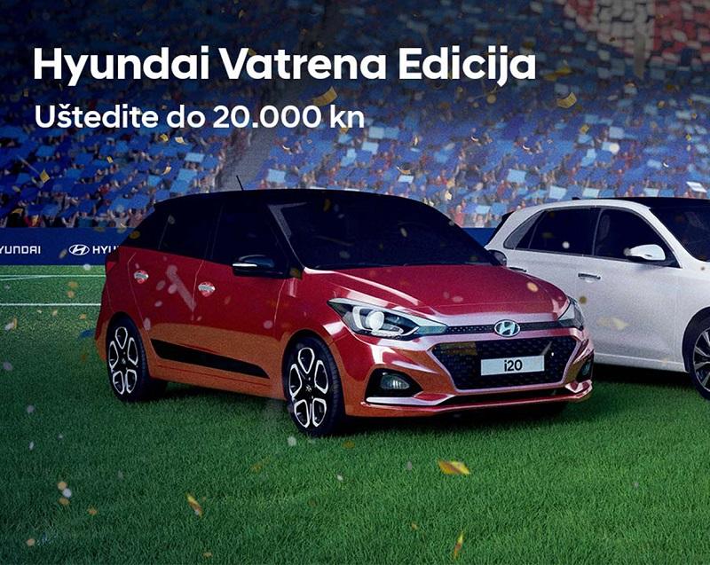 PROMO: Hyundai Vatrena Edicija naše najvatrenije navijače @ Hyundai Afro