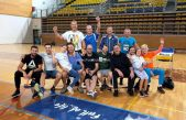 FOTO Međunarodni badminton turnir Kvarner Open okupio 250 sudionika iz četiri zemlje