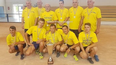 BK Lovran pobjedom otvorio prvenstvo 2. Hrvatske Boćarske lige @ Labin