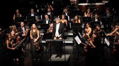 FOTO/VIDEO Klasična glazba ispunila Gervais – Mladi glazbenici iz 'Ceman Orkestra' oduševili