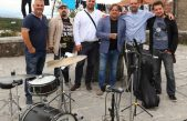FOTO Damjan Grbac predstavio jazz 'po domaći' na šternah va Kastve