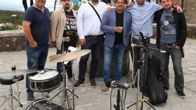 Damjan Grbac predstavio jazz 'po domaći' na šternah va Kastve