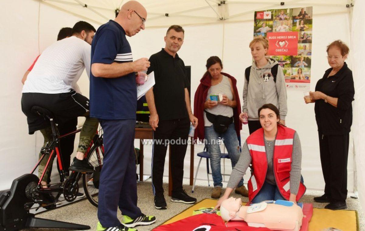 FOTO Zanimljivim i sadržajnim programom obilježen Dan srca @ Opatija
