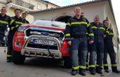 FOTO/VIDEO DVD Kastav dobio novo vatrogasno vozilo vrijedno 430 tisuća kuna
