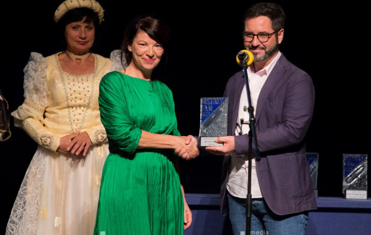 "Film ""Love is Potatoes (Ljubav su krumpiri)"" dobitnik nagrade Grand Prix trećeg History Film Festivala"