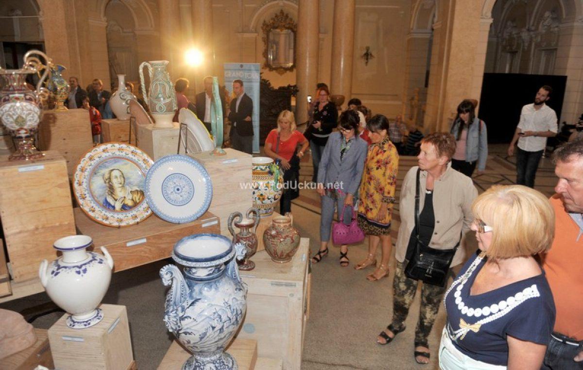 "FOTO Otvoren 3. Festival keramike ""Matuljska kolajnica"""