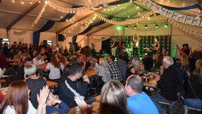 FOTO Šajeta zatvorio riječki Oktoberfest –  Završilo je druženje uz izvrsnu pivu i bavarske specijaltete