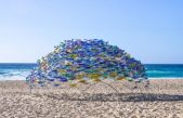 "1. Land art izložba u Lovranu ""Skulpture uz more"""