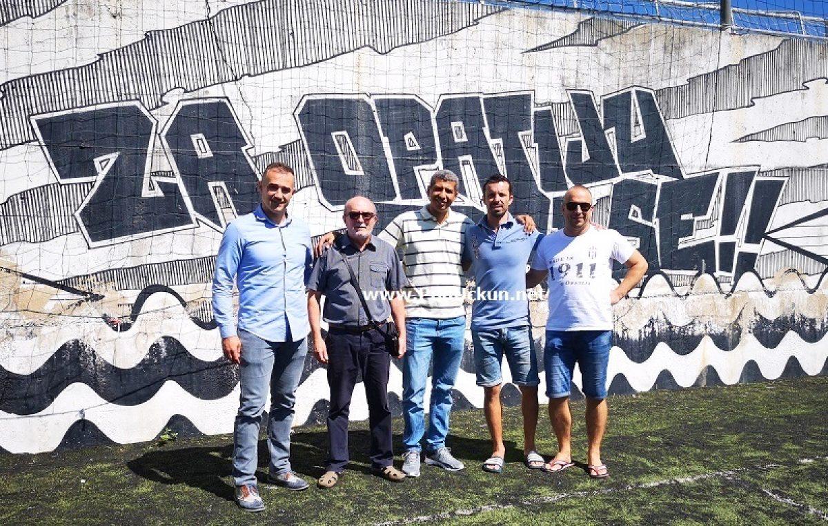 Veterani NK Opatija i brazilski tim evanđeoskih veterana 'UCE Brazil' zaigrat će ove subote na opatijskom campu