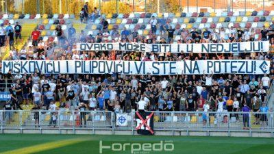 FOTO Armada stvorila paklenu atmosferu na treningu, od Miškovića ponovo tražili da smijeni Pilipovića @ Rujevica