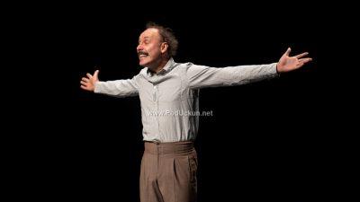 Umjetnost jednog glumca – Održana kazališna predstava 'Mistero Buffo'