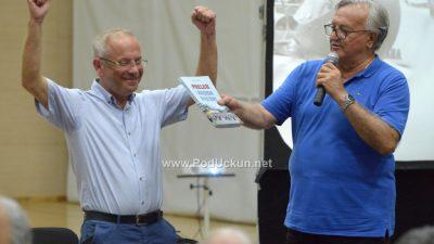 Održano predstavljanje knjige Gorana Slavića 'Preluk – legenda koja živi' @ Matulji