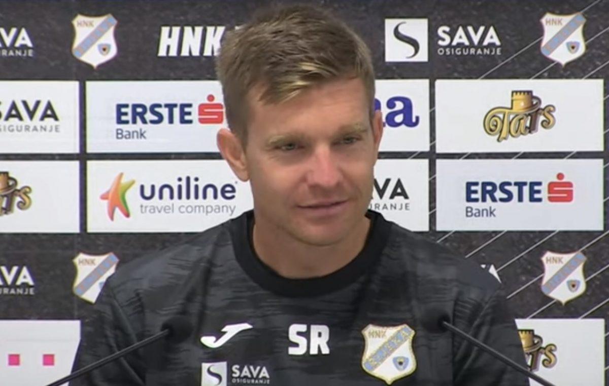 VIDEO Novi trener HNK Rijeke Simon Rožman: Znam da sam došao u kvalitetan i organiziran klub