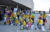 FOTO/VIDEO Autoklub Rijeka i HNK Rijeka zajedno za sigurnost djece u prometu