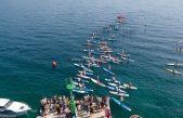 VIDEO/FOTO: Atraktivno SUP natjecanje oduševilo gledatelje i natjecatelje @ Volosko