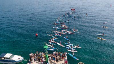 SUP regata Volosko Open 2020. ove subote u akvatoriju ispred Voloskog