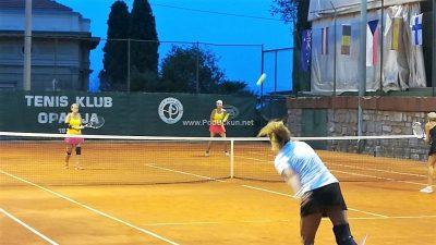 FOTO Završen 55. ITF Internacionalni teniski turnir veterana Opatija 2019.