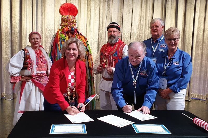 Prezentacija i dvije prestižne nagrade za razvoj turizma te potvrda Kvarnera za domaćina svjetskog SKÅL kongresa u 2020. godini