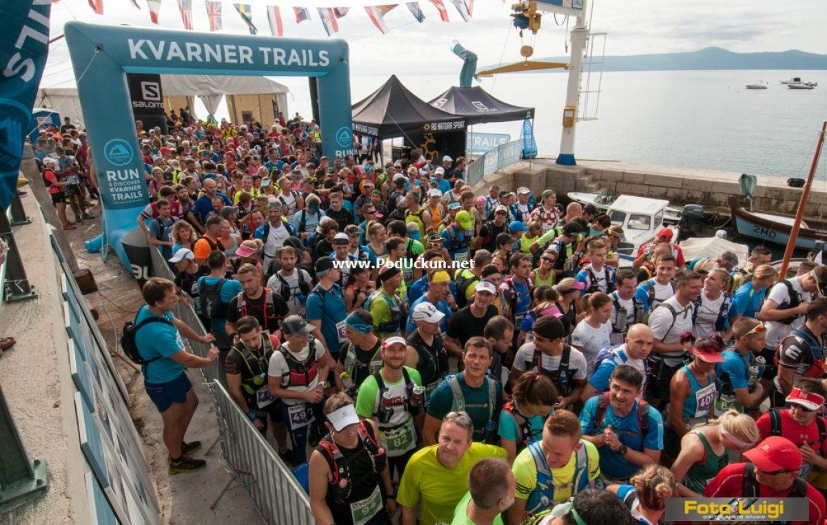 Ove subote održava se 7. Učka Trail – 370 trkača iz 22 države startat će s draške rive