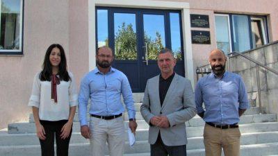U OKU KAMERE Potpisan ugovor o izvođenju radova na projektu 'Energetska obnova zgrade Općine Matulji'