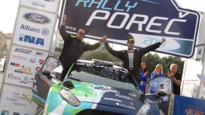 FOTO Završen 20. Rally Poreč 2019. – Pobjeda Mađara Kovacs-Istovics