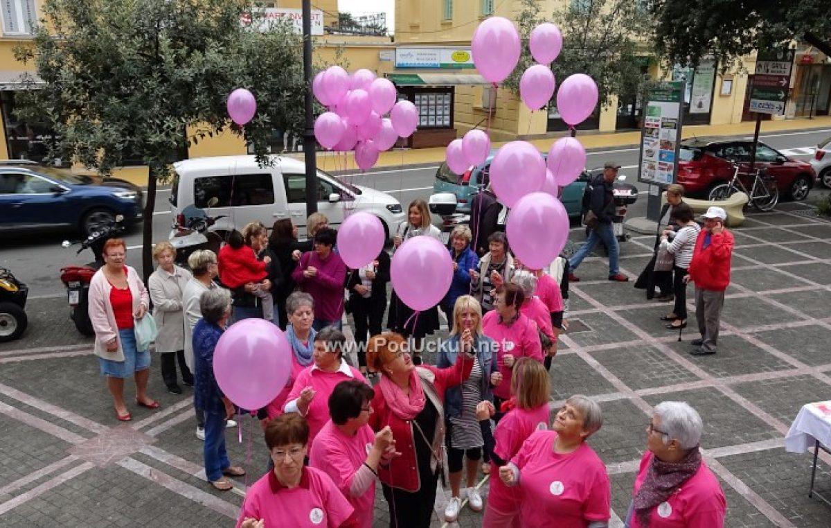 Obilježavanje Dana ružičaste vrpce ovog četvrtka u Matuljima