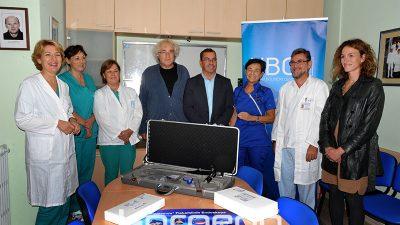U OKU KAMERE Dječjoj bolnici Kantrida uručen novi uređaj za bronhoskopiju