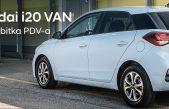 PROMO: Uz Hyundai i20 VAN do 100% odbitka PDV-a @ Hyundai Afro
