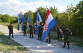 Članovi opatijskog ogranka Udruge dragovoljaca i veterana Domovinskog rata obišli ličko ratište