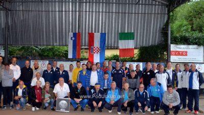 FOTO Talijani osvojili 48. Tradicionalni boćarski turnir @ Opatija