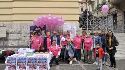 FOTO/VIDEO U Opatiji obilježen Dan ružičaste vrpce
