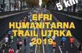2. EFRI humanitarna trail utrka sutra u Kastvu