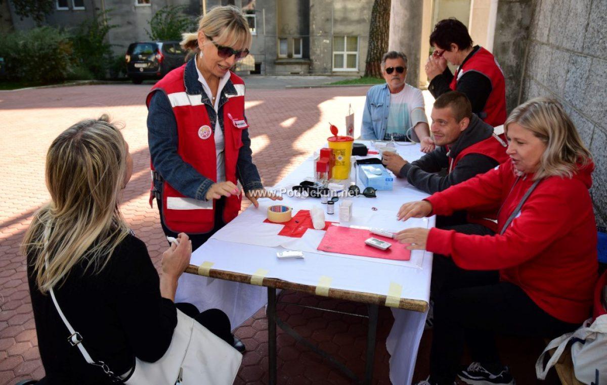 Gradsko društvo Crvenog križa Opatija i ljekarna Vaše zdravlje organiziraju zdravstvenu akciju