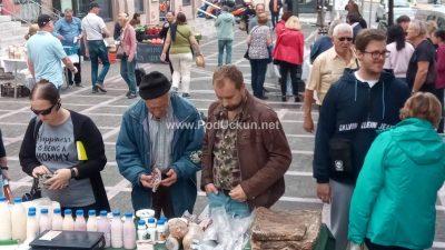 VIDEO Prvi jesenski Ekološki sajam Opatija okupio brojne kupce, danas na rasporedu 41. Zeleni Kastav