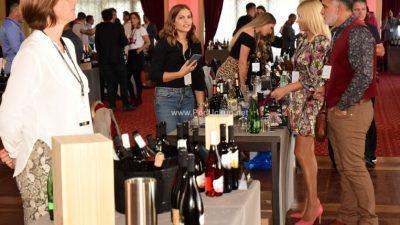 Velika posjeta obilježila prvi dan Festivala vina i gastronomije Hedonist & Wine @ Opatija